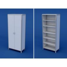 Шкаф для кабинета врача АШД-2.01-ВТМ
