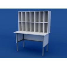 Стол для приёма и регистрации анализов ЛСХ-0.09-ВТМ