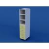 Шкаф лабораторный для химпосуды ЛШП-0.05-ВТМ