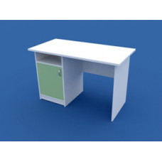 Стол для кабинета врача однотумбовый  МС-1.02-ВТМ