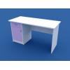 Стол для кабинета врача однотумбовый  МС-1.04-ВТМ