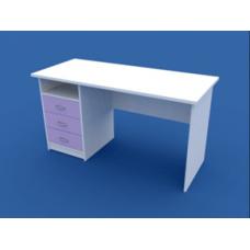 Стол для кабинета врача однотумбовый  МС-1.07-ВТМ