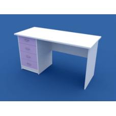 Стол для кабинета врача однотумбовый  МС-1.11-ВТМ
