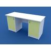Стол для кабинета врача двухтумбовый МС-2.01-ВТМ
