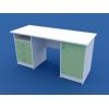 Стол для кабинета врача двухтумбовый МС-2.04-ВТМ
