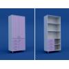 Шкаф для документации двуахстворчатый  МШ-2.08-ВТМ