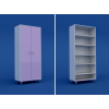 Шкаф для белья МШ-3.03-ВТМ