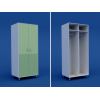 Шкаф для одежды двухстворчатый  МШ-2.23-ВТМ